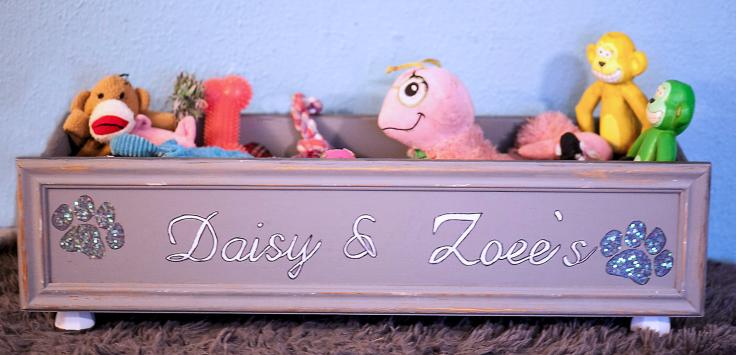 Doggie Toy Box